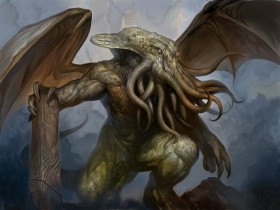 Talk on the Dark Side 1: Great Cthulhu