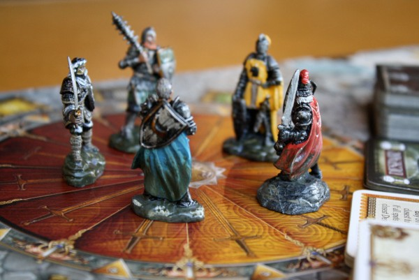 What are cooperative boardgames?
