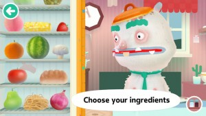 Toca Kitchen 2 monster