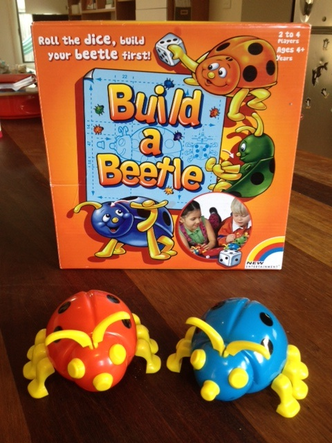 Build a Beetle: Children's Game Review