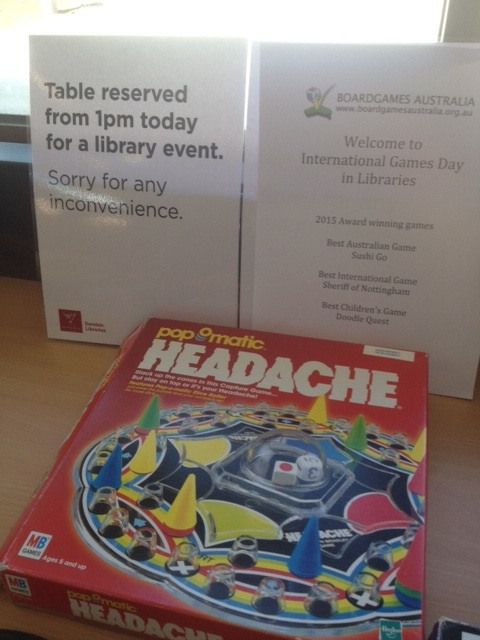 International Games Day at Preston Library
