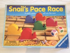 Snail's Pace Race: Children's Game Review