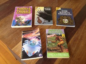 Memoirs of an Unreformed Nerd 5: Collecting Gamebooks
