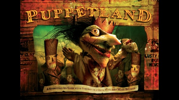 Gatecon VI Part 1: Review of Puppetland RPG