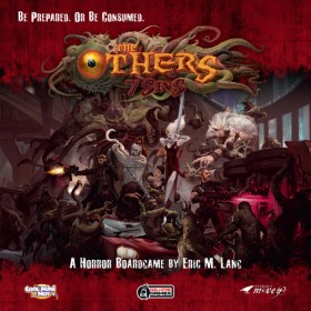 Gatecon VI Part 2: Review of The Others: 7 Sins miniatures game