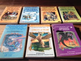 Endless Quest: the origins of TSR's classic gamebook series