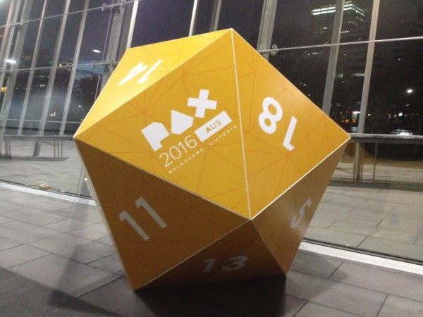 PAX Australia 2016: a Games vs Play Wrap