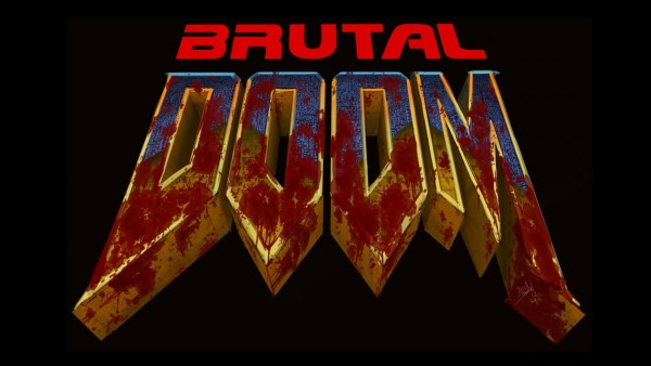 BRUTAL DOOM 64 – computer game review