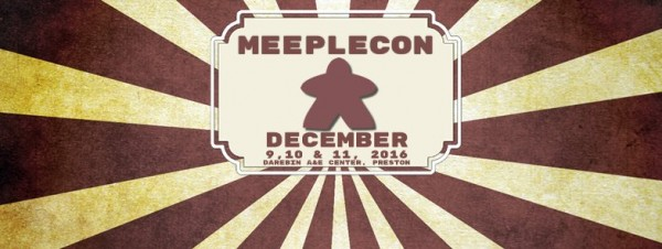 MeepleCon 2016 – a Games vs Play Wrap