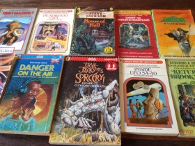 A Brief History of Gamebooks