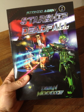 Starship Deadfall, by Dean Moodie – gamebook review