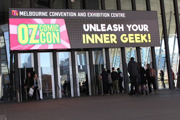 Oz Comic-Con 2017: Game of Thrones, Cosplay, Christopher Lambert and Buffy (but not in the same room)