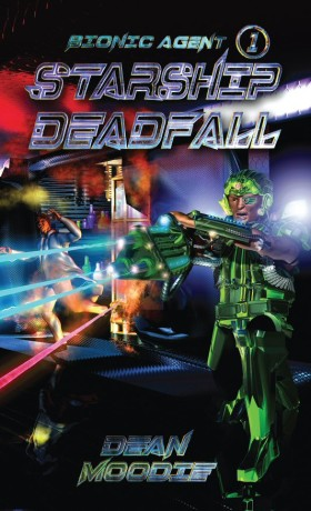 5 Minutes with Dean Moodie, author of Starship Deadfall