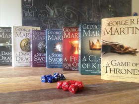 5 clues that prove George R.R. Martin writes like a GM