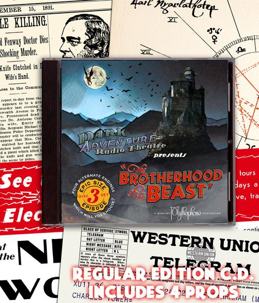 THE BROTHERHOOD OF THE BEAST – audio drama review