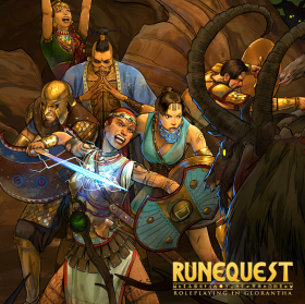 First look review – RuneQuest: Role Playing in Glorantha